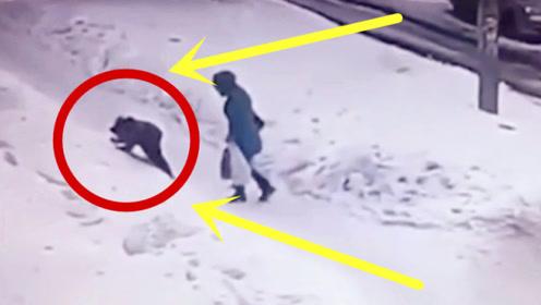 悲天而降!4岁男孩正在玩雪,突然一声惨叫母亲当场崩溃!