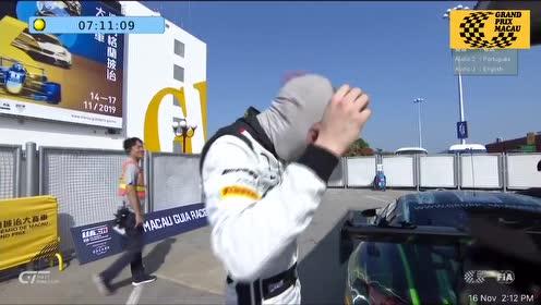 2019澳门格兰披治 - 国际汽联GT世界杯 - 12圈选拔赛