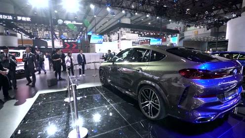 105车评——一个屁股值五万,全新BMW X6外观你打几分?