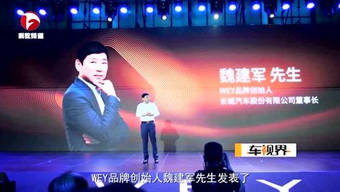 中国豪华迎战BBA!WEY推双超质保,2025年目标30万?