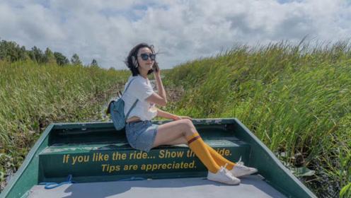 大沼泽上飞驰、鳄鱼的天地:凯西米