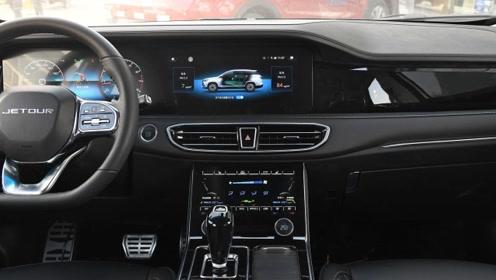 又一中型SUV上市,长近4米9和汉兰达同级,起售价9.99万