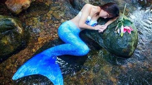 生活在海里的民族 上岸便会晕倒 网友:难道是美人鱼的后裔?
