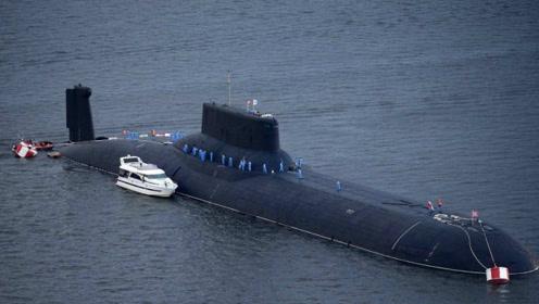 4万吨巨兽重出江湖!引爆美俄水下竞争,专家呼吁保持冷静