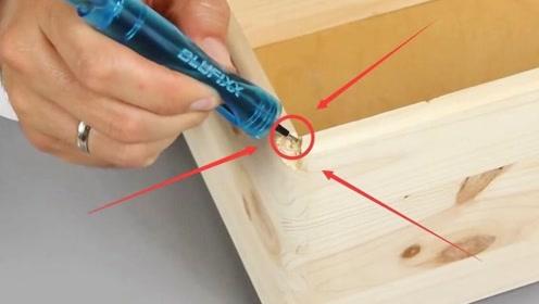 """外国人发明的一款""""神奇""""修复笔,可以修复各种物品,太神奇了!"""