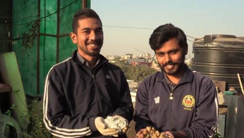 印度小伙捡烟头,没想到走上致富路,废弃烟头也充满商机
