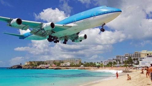 全球最危险的4个机场,非常考验飞行员技术,最后一个直接吓晕