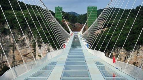 """世界最""""吓人""""的桥,就在我国湖南,隔着屏幕腿都在抖,你敢去吗"""