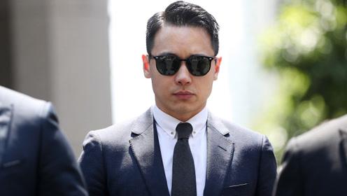 高云翔性侵案庭审第28日 女方和王晶酒店监控曝光