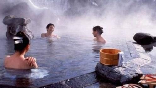 日本泡温泉的规定,第二个就让国人难为情,尤其是女性游客