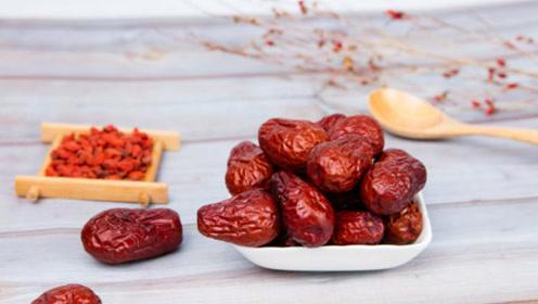 枸杞加红枣,每天坚持吃一点,会有4个益处,你都知道吗?