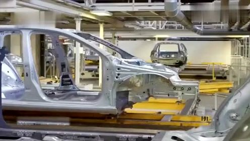 走进德国汽车加工厂,真是贫穷限制了我的想象,长见识了!