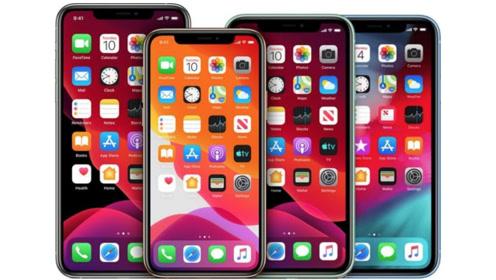2020年苹果将发4款新iPhone,全系OLED支持5G