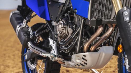 不过2万的硬派拉力车型,排量300CC原厂配三箱,配倒置前减震博世电喷