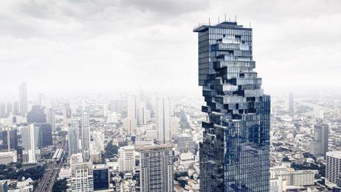 """泰国打造""""第一高楼"""",耗费5年完工,却被吐槽为烂尾楼"""