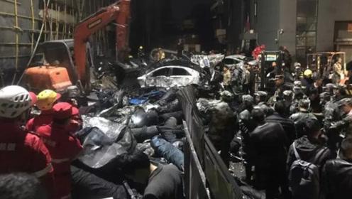 最新消息:海宁污水罐体坍塌已致9死 失联人员已全部找到