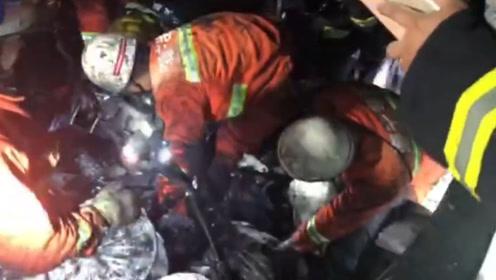 最新消息:海宁污水罐体倒塌已致9人死亡 失联人员全部找到