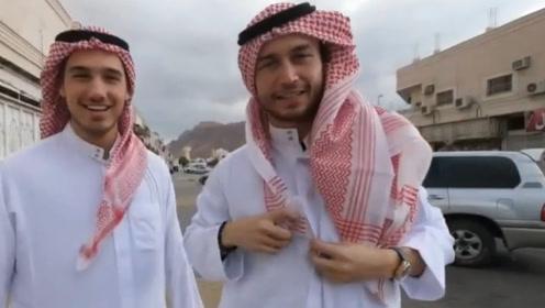 """小伙假扮""""迪拜王子""""行骗,只因点错一盘菜,最终被人拆穿!"""