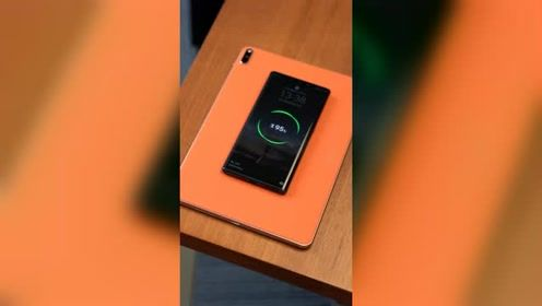 华为MatePad Pro开大招 和手机无线这是充电永动机?