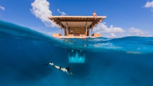 全世界最便宜的漂浮旅馆,经营时间长达60年,住一晚上仅需要2.4元!