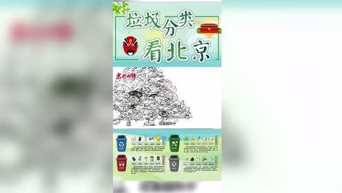 垃圾分类看北京 对塑料说不 从我开始