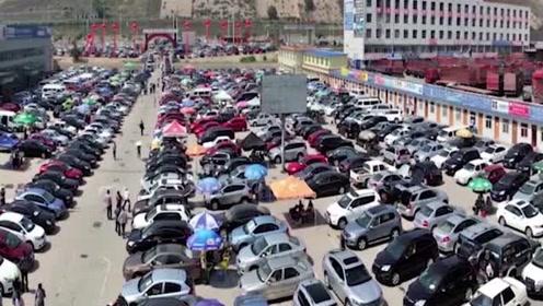 为何北京二手车堆积成山,售价仅千元都无人问津?真相十分扎心!