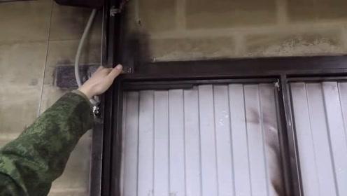 家有车库门不是自动的-高手教你这样做!