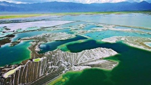 我国这个湖泊价值12亿元,里面到底有什么值钱东西?