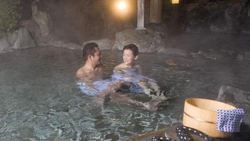 为什么日本女人出嫁前,要和父亲一起泡澡?说出来难以相信