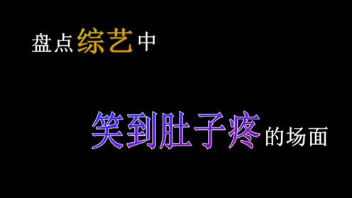 【爆笑综艺】盘点那些让人捧腹大笑的场面,张艺兴:你屋里有鸡吗