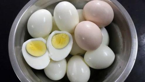 隔夜鸡蛋还能吃吗?后悔一直吃错了,看完赶紧告诉家人