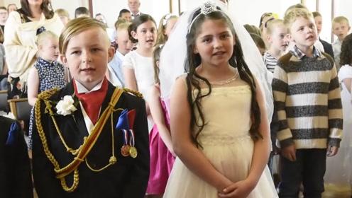 俄罗斯女性满14岁就能结婚,这是为什么?看完大开眼界!
