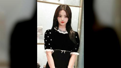 女网红内涵杨超越,看到粉丝截图后,终于承认并道歉