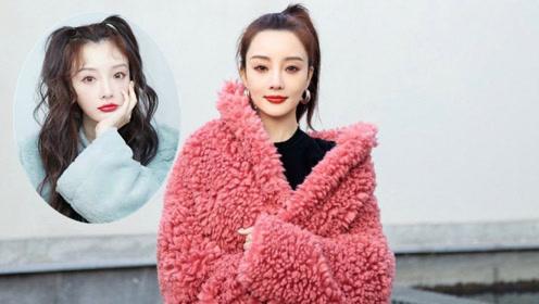 李小璐为注册资本200万的网店打call 拍出的大片浓浓网红味