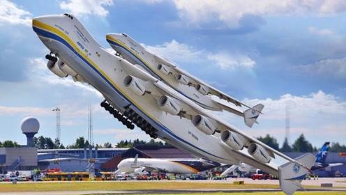 全球首辆最大运输机,加满油能飞2500公里,曾经在河北装火车装上运走!