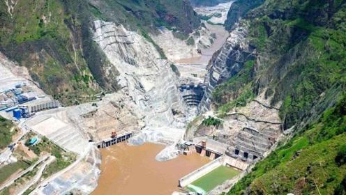 继三峡后,中国再造1000万千瓦级水电站,预计明年竣工