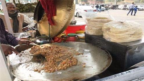 """印度人为何总喜欢把菜做成""""糊状"""",难道会更好吃吗?网友:看着就没食欲了"""
