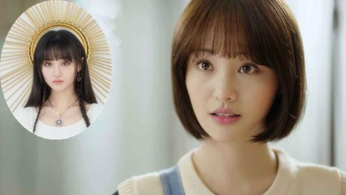 郑爽cos太阳女神 将复古与现代风格完美融合 时尚感满满