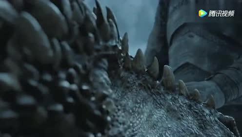夜王复活蓝龙韦赛利昂!终于变成了魔龙