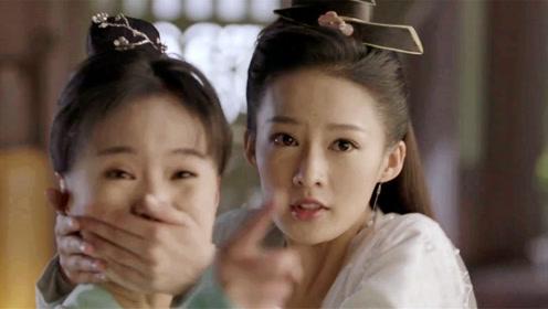 庆余年:范闲闯入林府,丫鬟吓得大叫,林婉儿立马捂住她的嘴