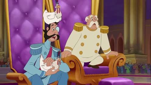 《灰姑娘3》王子是这样帮灰姑娘复仇的!好解气啊!