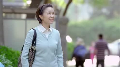 二胎:林母和王大爷两人见面时!刚好被儿子一家看到