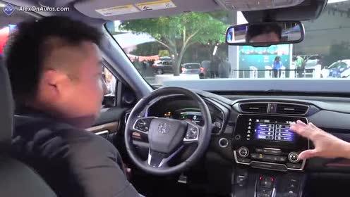 变化大!解读新款本田CR-V Hybrid