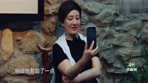 张国立邓婕和女儿视频,女儿撒娇不想上学,整个过程太可爱了