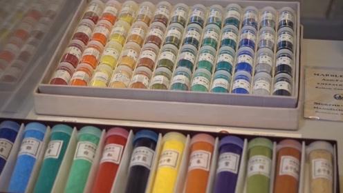 颜色也会灭绝?国外颜色博物馆专门收集濒危颜色,看完涨知识了