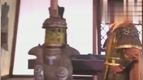 程咬金骗大将看古董,拿出来却是打皇鞭,将军的脸色都变了