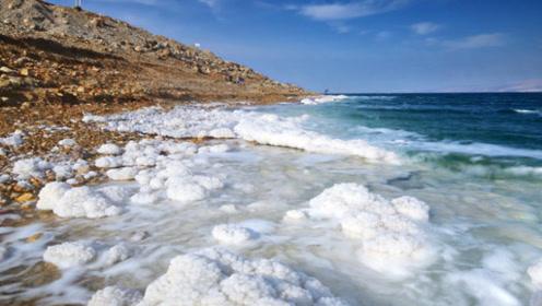 为啥海水中有很多盐分?它们是从哪来的?看完涨知识了