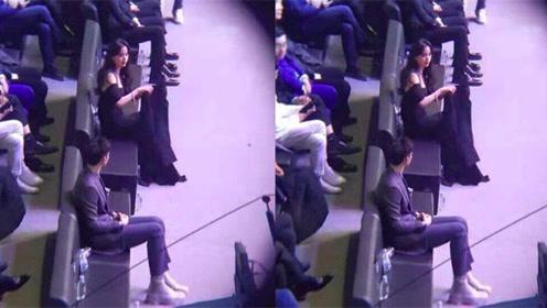 尖叫之夜:陈飞宇欧阳娜娜避嫌分开坐,两人互动小动作求生欲超强