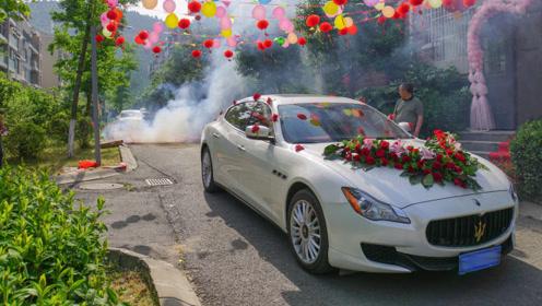 婚车碰到出殡车,到底谁先让路?老司机:这几个规矩最好记住