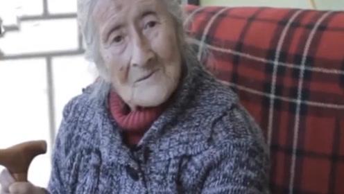 """91岁老太意外怀孕,为怀念过世的丈夫,决定生下61岁""""胎儿"""""""